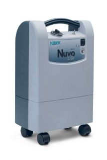 Συμπυκνωτής Οξυγόνου Nidek Nuvo lite-0