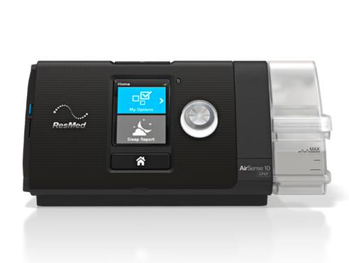 Αυτόματη συσκευή auto CPAP RESMED S10 Autoset-0