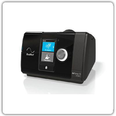 Αυτόματη συσκευή auto CPAP RESMED S10 Autoset-555