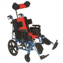 Παιδικό αναπηρικό αμαξίδιο αλουμινίου τετραπληγίας 0808505-0