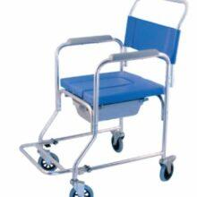 Αναπηρικό αμαξίδιο (τουαλέτα) αδιάβροχο για λούσιμο-146