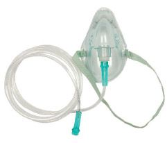 Μάσκα οξυγόνου ενηλίκων-0