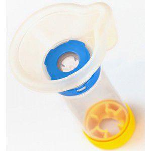 Αεροθάλαμος για εισπνοές βρογχοδιασταλτικών φαρμάκων-0