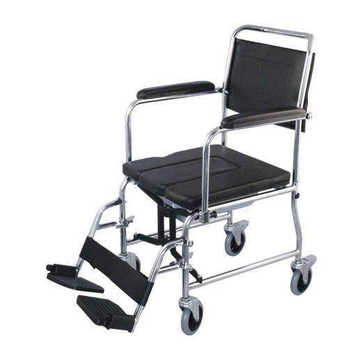 Αναπηρικό αμαξίδιο (τουαλέτα) πτυσσόμενο εσωτερικού χώρου-0