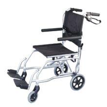 Αναπηρικό αμαξίδιο μεταφοράς αλουμινίου πτυσσόμενο με τσάντα 0808377-0
