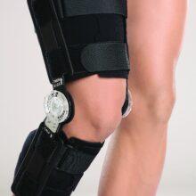 Μηροκνημικός Λειτουργικός Νάρθηκας - OIK / Rom Knee Brace - Ortholand-0
