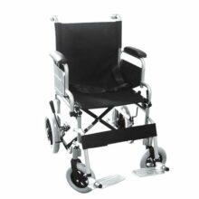 Αναπηρικό αμαξίδιο με μεσαίους τροχούς και διαιρούμενη πλάτη 09-2-133-0