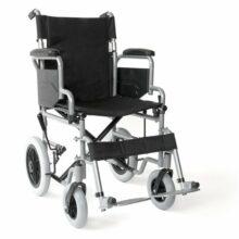 Αναπηρικό αμαξίδιο με μεσαίους τροχούς και διαιρούμενη πλάτη 09-2-133-1204