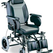 Αναπηρικό αμαξίδιο ειδικού τύπου Reclining (ανακλινώμενο) με μεσαίους τροχούς 0808837-0