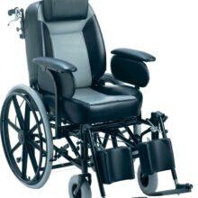 Αναπηρικό αμαξίδιο ειδικού τύπου Reclining (ανακλινώμενο) με μεγάλους τροχούς 0808838-0