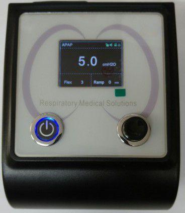 Αυτόματη συσκευή auto CPAP APAP20 RMS με υγραντήρα-756