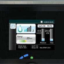 Αυτόματη συσκευή auto CPAP GII RESmart BMC-728