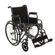 Αναπηρικό αμαξίδιο με μεγάλους τροχούς και αποσπώμενα μέρη 0813016-0