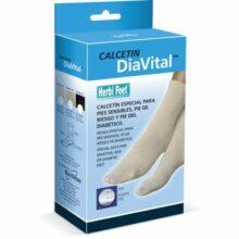 Ιατρική Κάλτσα Για Ευαίσθητα Πόδια Diavital HF-5032-776