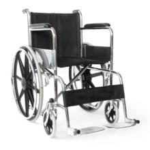 Αναπηρικό αμαξίδιο πτυσσόμενο με μεγάλες ρόδες 09-2-102-0