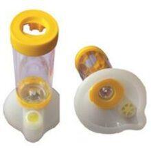 Συσκευή εισπνοών - αεροθάλαμος με μάσκα Μ-0