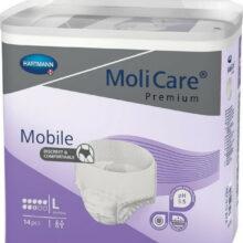 Πάνες σλιπ ακράτειας νύχτας Hartmann MoliCare Premium Mobile (L) 14 τμχ