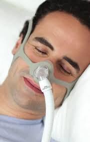 Ρινική μάσκα Philips Respironics Wisp για CPAP & BIPAP-1165
