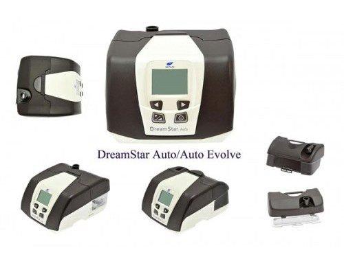 Συσκευή Bipap DreamStar Duo Evolve Sefam-1193