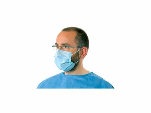Μάσκες χειρουργείου Hartmann Foliodress loop με λάστιχο-1230