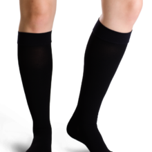 Θεραπευτική κάλτσα κάτω γόνατος διαβαθμισμένης συμπίεσης Varisan Top Class II-0