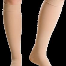 Θεραπευτική κάλτσα κάτω γόνατος διαβαθμισμένης συμπίεσης Varisan Top Class I-1277