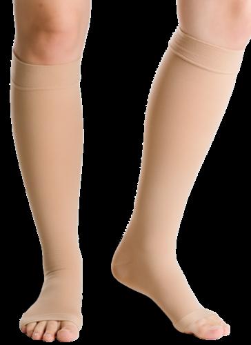 Θεραπευτική κάλτσα κάτω γόνατος Varisan Top
