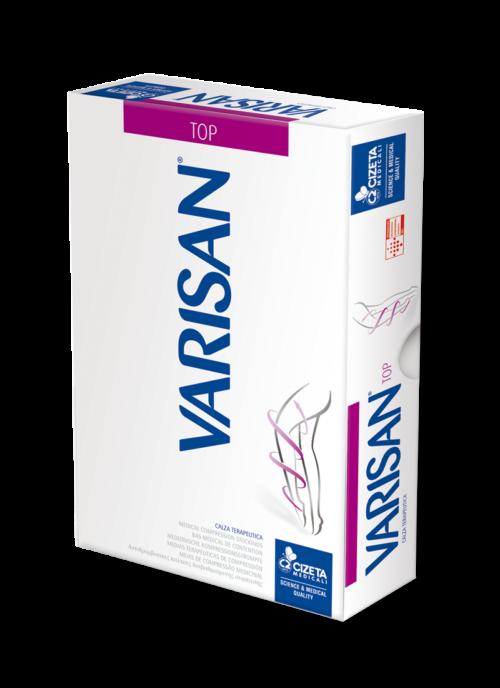 Θεραπευτική κάλτσα Ριζομηρίου διαβαθμισμένης συμπίεσης Varisan Top Class III-1288