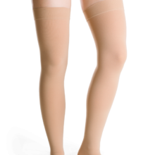 Θεραπευτική κάλτσα Ριζομηρίου διαβαθμισμένης συμπίεσης Varisan Top Class I-0