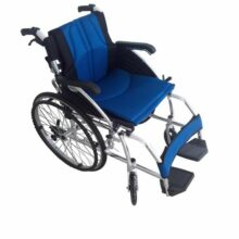 Αναπηρικό αμαξίδιο αλουμινίου MOBIAKCARE