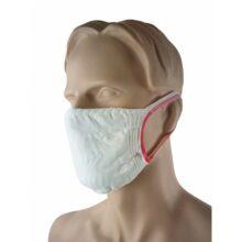 Υφασμάτινη προστατευτική μάσκα προσώπου (Σετ 2 τεμαχίων)