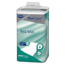Υποσέντονα Ακράτειας HARTMANN MoliCare Premium Bed Mat 5 σταγόνων 60x90cm 30τμχ