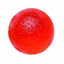 Μπαλάκι εξάσκησης Antistress Κόκκινο μαλακό Cando