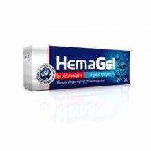 Υδρόφιλη γέλη επούλωσης τραυμάτων HemaGel 30gr