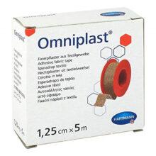 Omniplast ταινίες στερέωσης από ύφασμα 1,5cmx5m